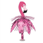 Pink Flamingo Cascade Centerpiece