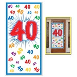 40th Door Cover