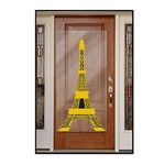 Eiffel Tower Door Cover