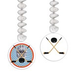 Hockey Danglers (2/pkg)