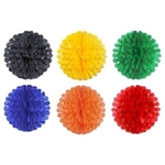 9 Inch Tissue Flutter Ball (Choose Color)