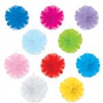 Tulle Balls (choose color)