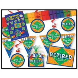 Retirement Party Kit