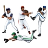 Baseball Player Cutouts