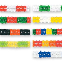 Pageant Garland - sold 12 per box (Choose Color)