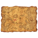 Pirates Treasure Map