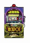 Slot Machine Cutout