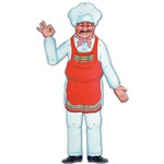 Jointed Chef DiLightful Figure