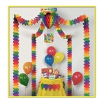 Birthday Party Canopy