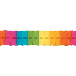 Multi-Color Leaf Garland