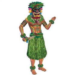 Jointed Tiki-Man