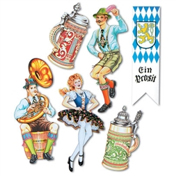 Oktoberfest Decorations