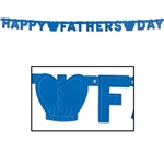 Happy Fathers Day Banner