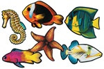 Fish Cutouts