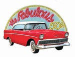 Fabulous 50s Sign