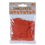 Orange Texas Fanci-Fetti