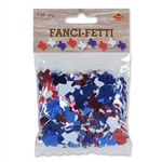 Red, White, and Blue Texas Fanci-Fetti