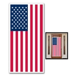 American Flag Door Cover