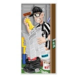 Referee Restroom Door Cover
