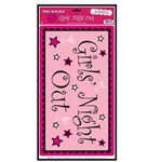Girls' Night Out Peel N Place (1/sheet)