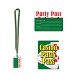 Casino Party Pass