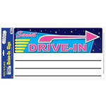 Drive-In Peel N Place (1/sheet)