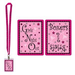 Girls' Night Out Party Pass
