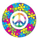 Peace Sign Mobile