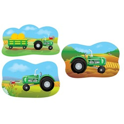 Tractor Cutouts