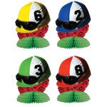 Derby Day Playmates (4/pkg)