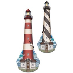 Lighthouse Cutout