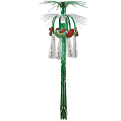 Game Day Football Cascade Hanging Column, 36""