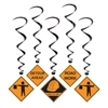 Construction Whirls (5/pkg)