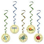Garden Friend Whirls (5/pkg)