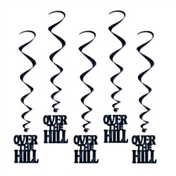 Over-The-Hill Whirls (5/pkg)