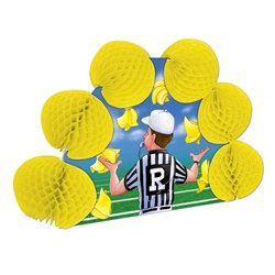 Referee Pop-Over Centerpiece