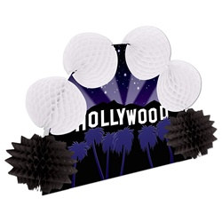 Hollywood Pop-Over Centerpiece