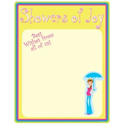 Showers of Joy Partygraph