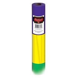 Mardi Gras Table Roll