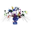 Multicolor Star Gleam N Spray Centerpiece