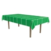 Game Day Football Plastic Tablecover