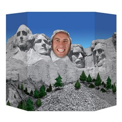 Presidential Mountain Photo Prop