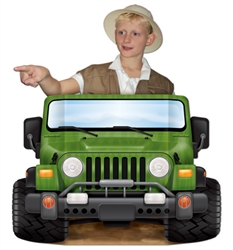Jungle Safari Photo Prop