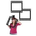 Filmstrip Photo Fun Frames (5 per pkg)