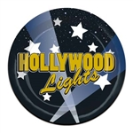 Hollywood Lights Dessert Plates (8/pkg)