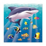 Under The Sea Beverage Napkins (16/pkg)