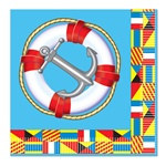 Nautical Beverage Napkins (16/pkg)