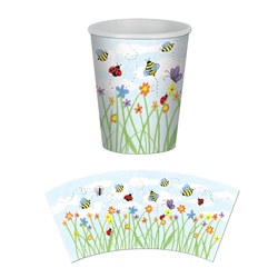 Garden Hot/Cold Cups