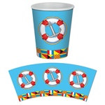 Nautical Beverage Cups (8/pkg)