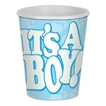 It's A Boy! Beverage Cups